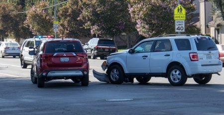 Jacksonville, FL – Car Crash at Atlantic Blvd and Professional Dr