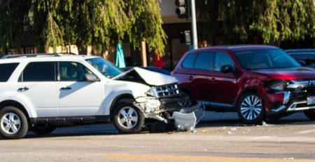 Fruit Cove, FL – Car Crash at FL-13 and Fruit Cove Rd Intersection
