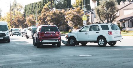 Gainesville, FL – Car Crash with Injuries at 91st St and 14th Ave Intersection