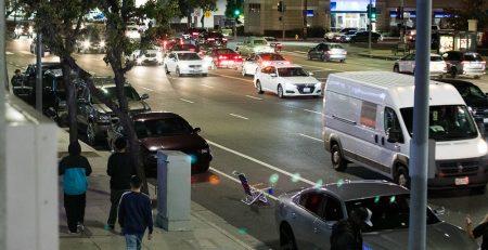 Jacksonville, FL – Multi-Vehicle Collision with Injuries on Buckman Bridge