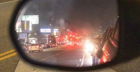 Jacksonville, FL – Car Crash with Injuries in NB Lanes of I-95