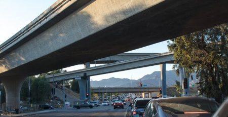 Jacksonville, FL – Car Accident with Injuries in SB Lanes of Buckman Bridge