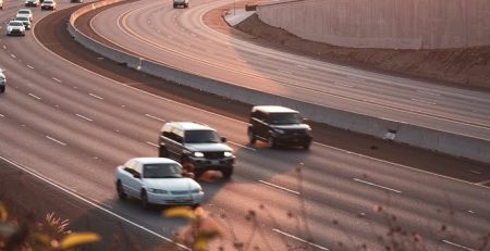 Jacksonville, FL – Car Accident with Injuries in EB Lanes of I-10