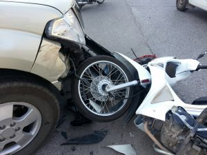 Avoiding Motorcycle Accidents Caused by Blind Spots