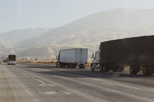 Tips For Driving Safely Near Large Trucks In Florida