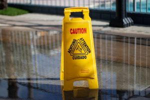 Proving Negligence In A Slip And Fall Case